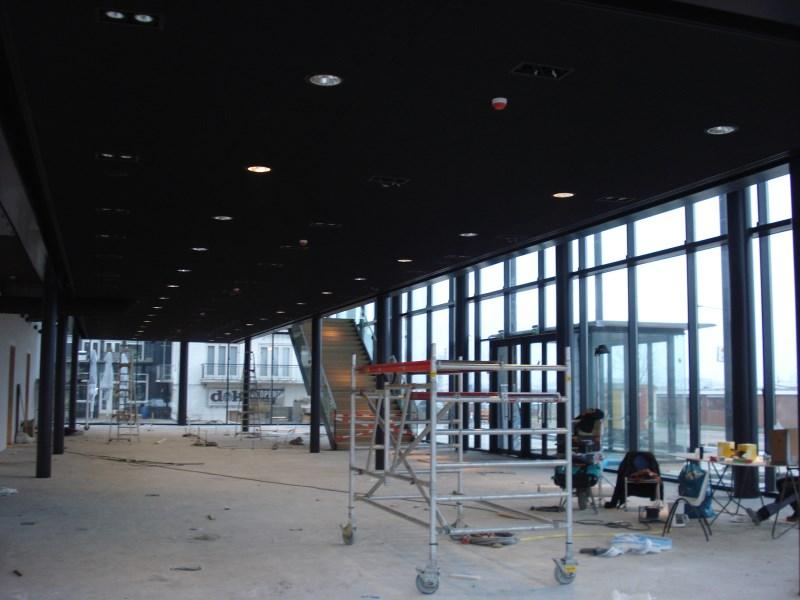 Gebr de graaf schilderwerken en glashandel b v 39 s hertogenbosch - Plafond geverfd zwart ...